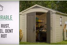 Keter Factor Sheds / Compare Quality with Price - Excellent Value for Money