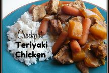 Crockpot & Freezer Cooking / by Brittany Phelps