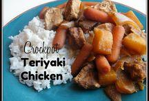 crockpot/freezer cooking