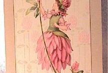 Margaret Tarrant Fairies / Fairies and Elves