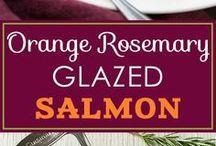 Fish - Salmon etc.