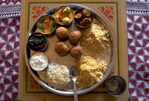 Indian Cuisine / Indian cuisine or Indian food encompasses a wide variety of regional cuisines native to India. Given the range of diversity in soil type, climate and occupations, these cuisines vary significantly from each other and use locally available spices, herbs, vegetables and fruits. Indian food is also heavily influenced by religious and cultural choices.