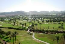 Golfplätze / Hier hab ich schon gespielt