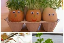 Spring Crafts & Fun Activities