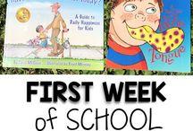 First Day/Week