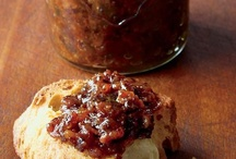 Sauces, Jams and Dressings / by Melinda Bass