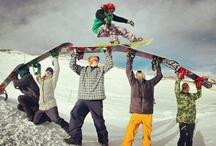 Snowboarders style