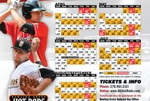 2014 Hot Rods Schedule / Head over to the Hot Rods website to see the dates for the upcoming 2014 season.