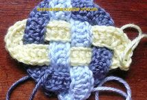 crochet Celtics knot