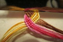 Friendship Bracelets / by Tikeyla Doty-Fuhrer
