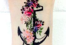 Tattoos die ich ♡