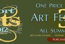 Laguna Beach Art Festivals