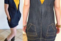 Refasion old jeans