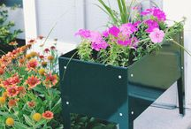 Raised Garden Beds and Tables / Raised Garden Beds and Elevated Garden Bed Kits now available at grandio grandiogreenhouses.com