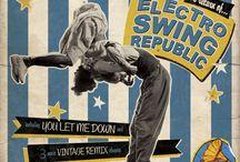 Swing Republic / Electro swing band Swing Republic.