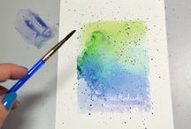 Watercolors / by Michelle Chitty