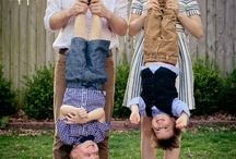 My Family photo ideas / Cute family/ couple photo ideas I want to try / by Kelly Jaarsma