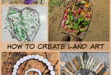 Nature Art Teaching Ideas