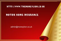 Motor Home insurance