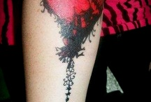 my life is a work of art and my colour palet is TATTOO...