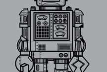 Robot tattoos