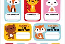 Kids Tag & Label