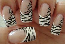 Zebra met zilver