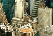 New York city / by Kimberly Tate