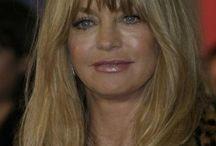 Goldie Hawn, Farrah Fawcett , Priscilla Presley,