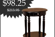 Furniture and Accents / Get 70% off on Furniture and Accents at gwgoutlet.com