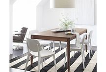 dining room / by Lila Wolofsky
