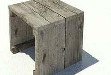 zelf dingen van hout maken