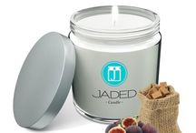 Autumn Candles / This candles creates a feeling of warmth and coziness, bringing back childhood memories