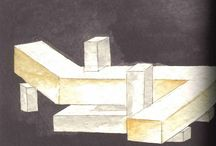 drawing architecture  - STEVEN HOLL / Architectural drawings and sketches - Steven Holl