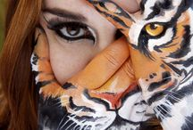 Body art/face painting/tattoo