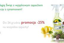 Odświeżacze powietrza / Obniżamy ceny odświeżaczy! Do 24 grudnia wszystkie tańsze o 25%! Zapraszamy.