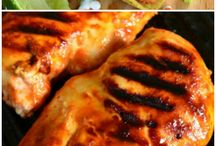 Chicken tacos (spicy)