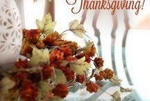 Thanksgiving / Thanksgiving