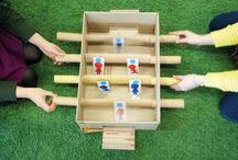 Juegos tradicionales caseros