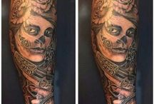 Moerte tattoo