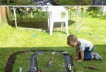 Barne leker