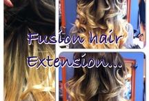 Hair Extensions.  / Hair extension