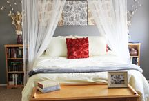 Bedroom ideas / by Laura McNelly