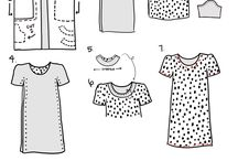 Dress sewing tutorials