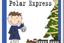 Christmas - Polar Express / by Christina Thornton