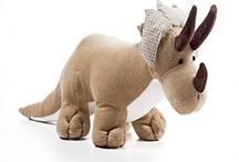 Soft Toys by Gertie and Me / All the Gertie and Me toys are made from quality cotton velour.