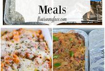 Crockpot Meals / by Megan Patterson