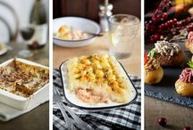 Our Recipes / A collection of the recipes we have featured on our blog!