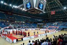 Euro Hoop Series 2013 / International Basketball Preseason Tournament @ Adriatic Arena in Pesaro with FC Regal Barcelona, CSKA Moscow, Granarolo Virtus Bologna and Victoria Libertas Pesaro