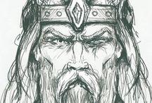 vikingar tattoo
